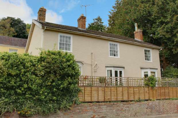 5 Bedrooms Detached House for sale in Wells Road, Malvern, Worcestershire, WR14 4HD
