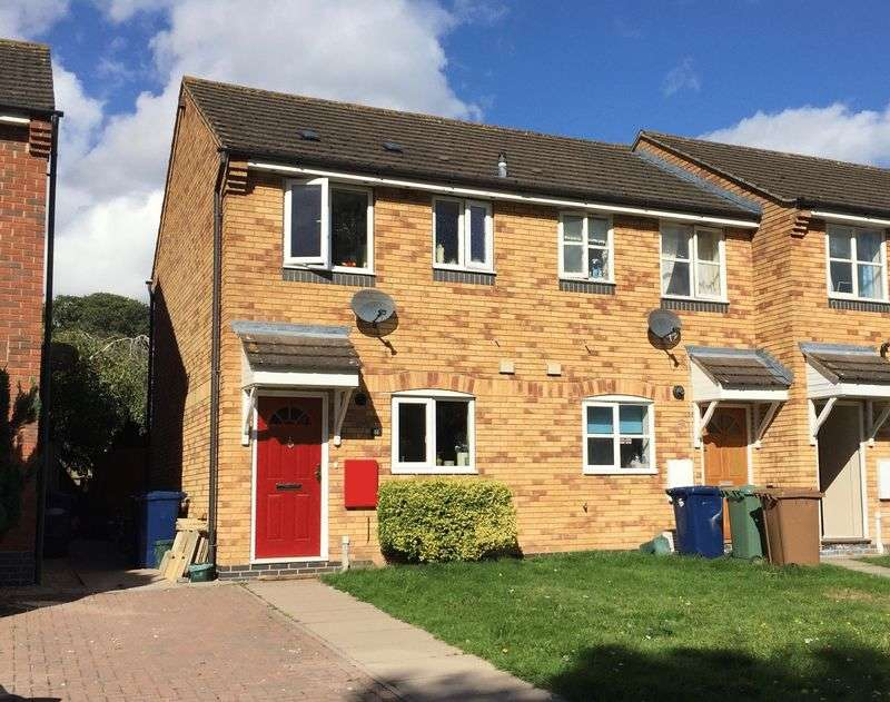 2 Bedrooms Terraced House for sale in Lakefield Road, Oxford