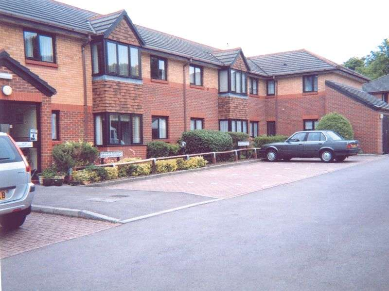 1 Bedroom Retirement Property for sale in Chestnut Lodge, Southampton, SO16 7NT