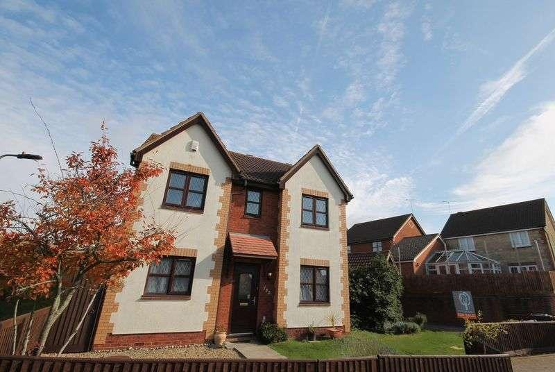 4 Bedrooms Detached House for sale in Juniper Way, Bristol