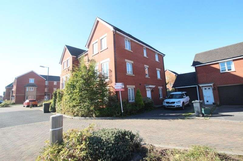 4 Bedrooms Semi Detached House for sale in Wordsworth Road, Bristol
