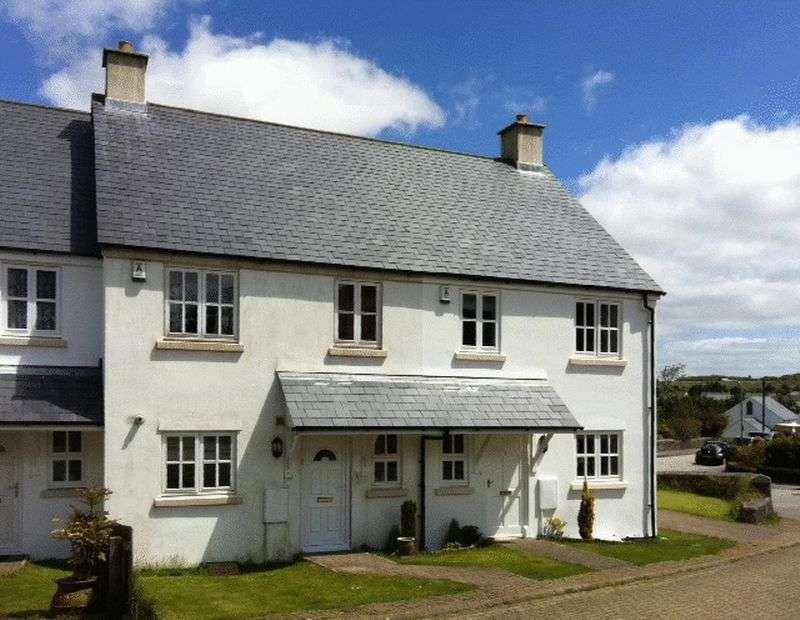 3 Bedrooms Terraced House for sale in Fern Terrace, Yelverton