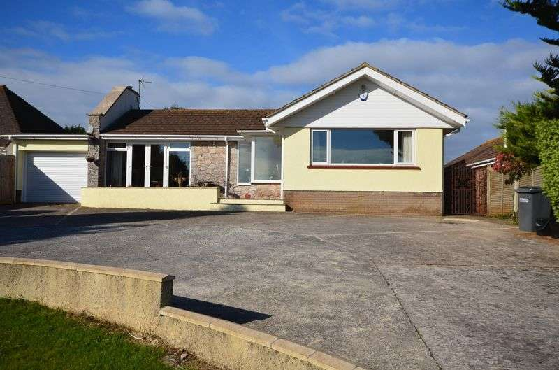 3 Bedrooms Bungalow for sale in DARTMOUTH ROAD, BROADSANDS, PAIGNTON.