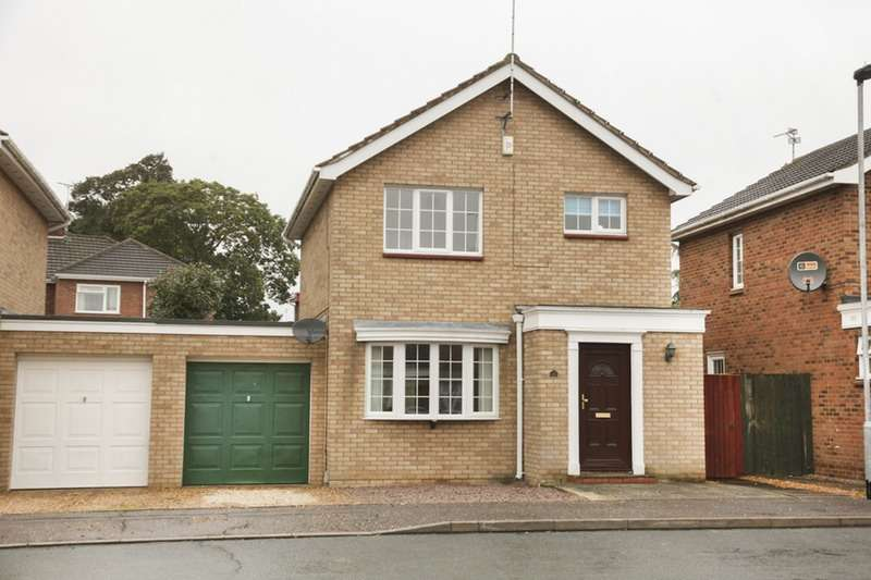 3 Bedrooms Detached House for sale in Langford Road, Peterborough, Cambridgeshire, PE2