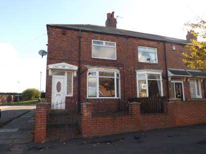 3 Bedrooms End Of Terrace House for sale in Coleridge Avenue, Westoe, South Shields, Tyne and Wear, NE33