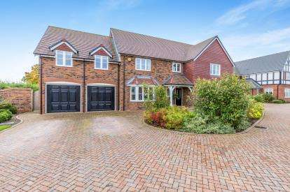 5 Bedrooms Detached House for sale in Phoenix Rise, Pipe Gate, Market Drayton, .