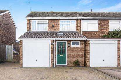 3 Bedrooms End Of Terrace House for sale in Philip Gardens, St. Neots, Cambridgeshire, St Neots