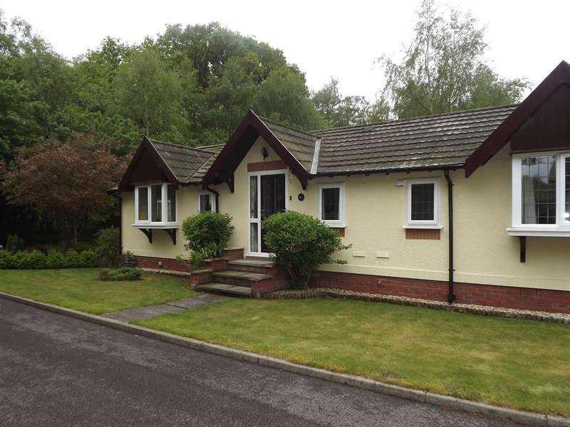 2 Bedrooms Park Home Mobile Home for sale in Oaklands Park, Roughton Moor, Woodhall Spa, LN10 6UU