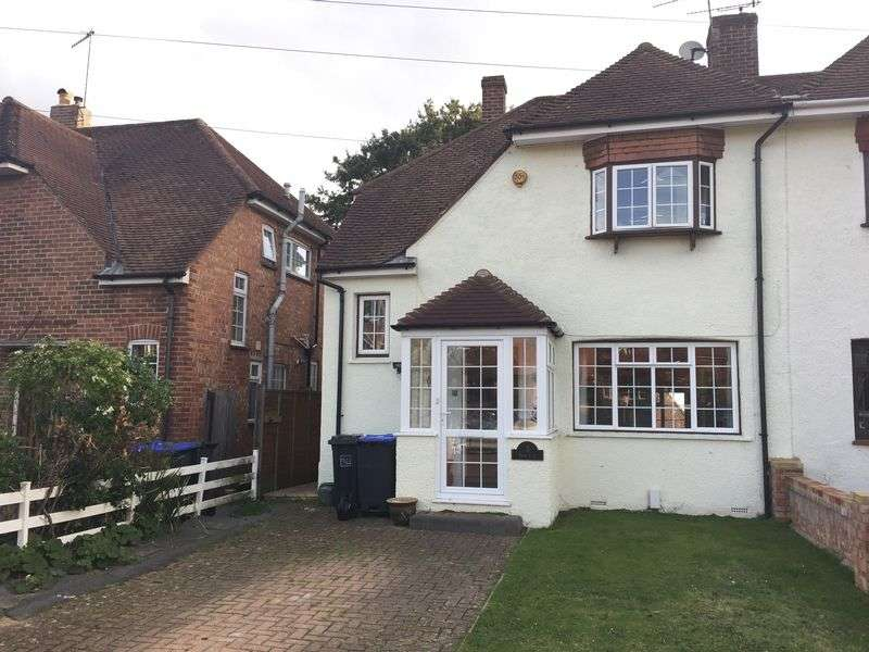 3 Bedrooms Semi Detached House for sale in Priory Close, Tarring Village
