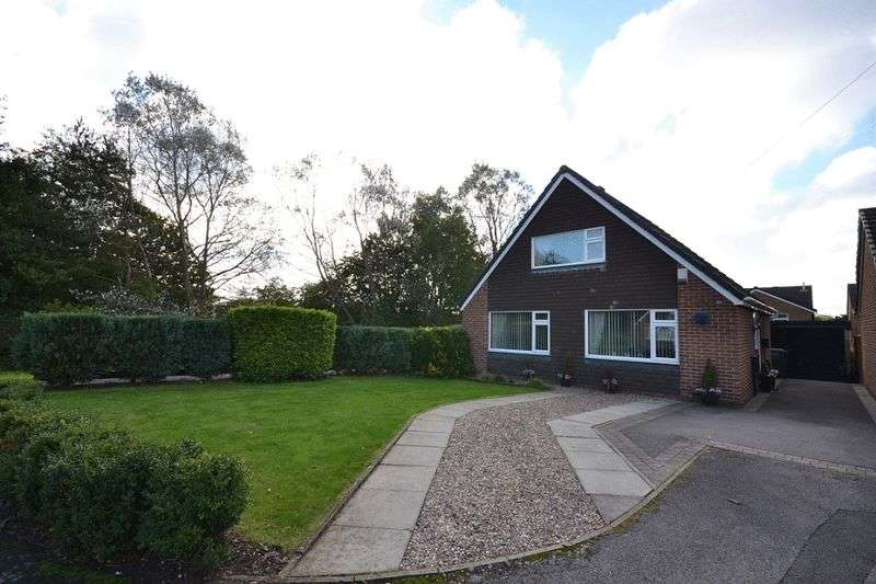 4 Bedrooms Detached House for sale in JASMINE CLOSE, CHADDESDEN