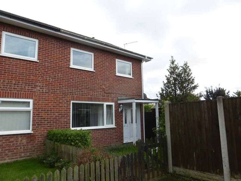 3 Bedrooms Semi Detached House for sale in Belton