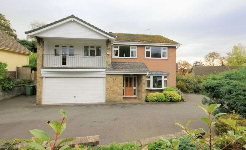 5 Bedrooms Detached House for sale in The Redlands, Stone