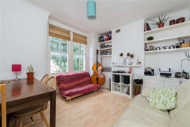 1 Bedroom Flat for sale in Whateley Road, East Dulwich