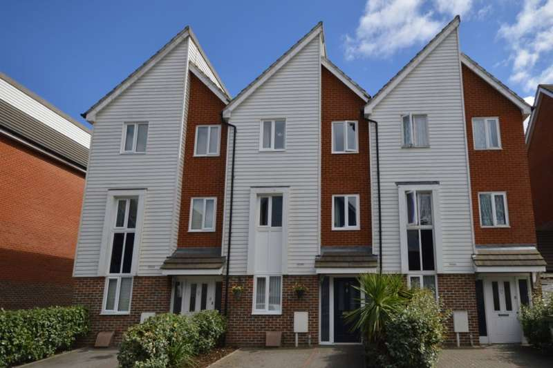 3 Bedrooms Property for sale in Thomas Neame Avenue, Faversham, ME13