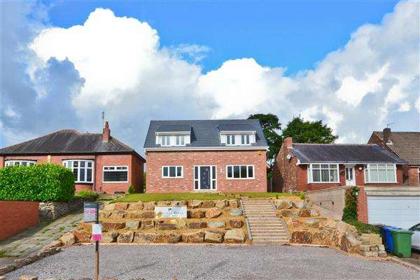 4 Bedrooms Detached House for sale in Chorley Road, Standish