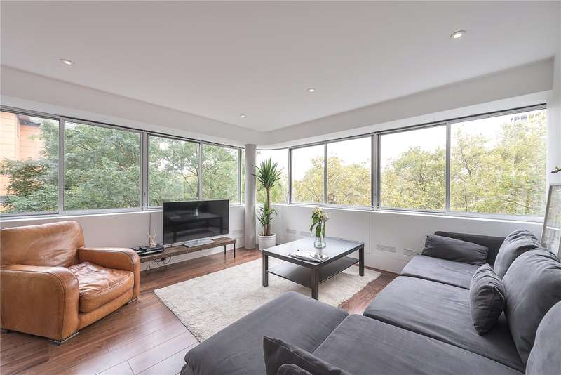 2 Bedrooms Flat for sale in Park Road, St Johns Wood, London, NW8
