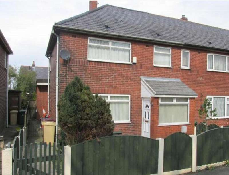 3 Bedrooms Semi Detached House for sale in Roseneath Road, Great Lever, Bolton, BL3