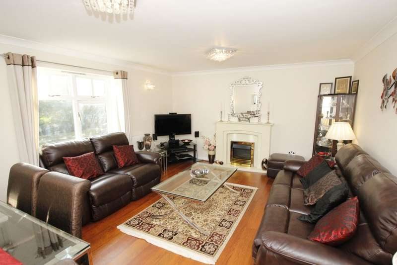 3 Bedrooms Flat for sale in Leithcote Path, London, SW16