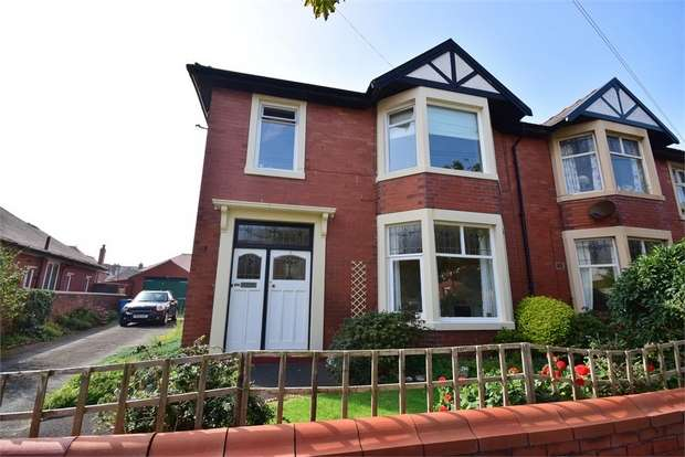 2 Bedrooms Flat for sale in 3 Chatsworth Road, LYTHAM ST ANNES, Lancashire