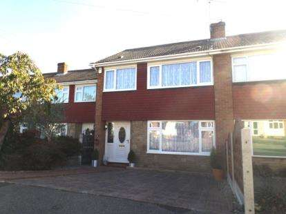3 Bedrooms Semi Detached House for sale in Upminster