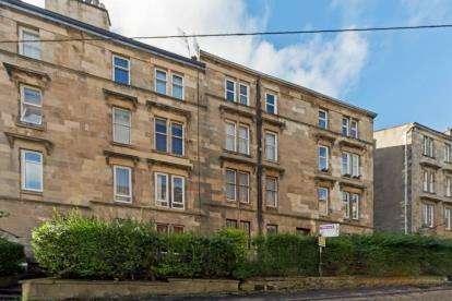 2 Bedrooms Flat for sale in Cowan Street, Hillhead
