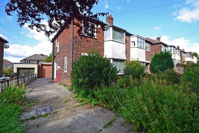 3 Bedrooms Semi Detached House for sale in Weeland Road, Crofton, Wakefield