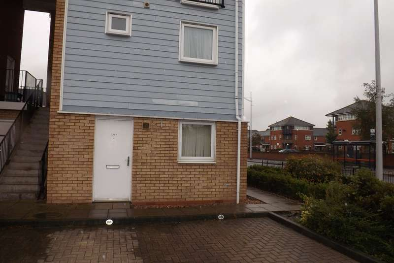 1 Bedroom Flat for sale in Yatesbury Avenue, Birmingham