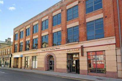 2 Bedrooms Flat for sale in George Street, Hockley, Nottingham