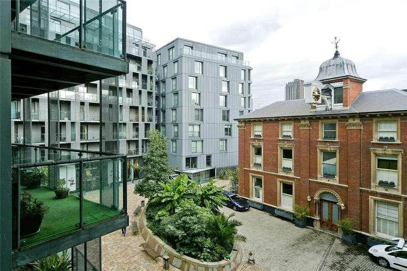 2 Bedrooms Flat for sale in Gardner Court, 1 Brewery Square, EC1V