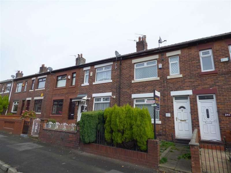 3 Bedrooms Property for sale in Heron Street, Hollins, Oldham, OL8