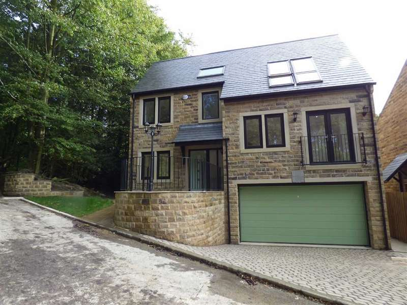 4 Bedrooms Property for sale in Plot 1 Broadacres, Oldham Road, SADDLEWORTH, OL4