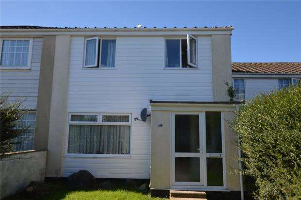 3 Bedrooms Terraced House for sale in Colroger Close, Mullion, Helston, Cornwall