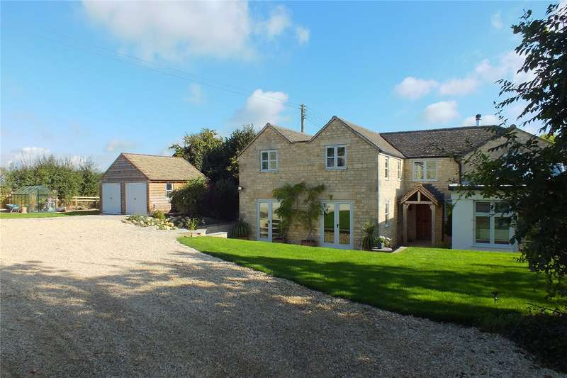 4 Bedrooms Semi Detached House for sale in Becketts Lane, Greet, Cheltenham, Gloucestershire, GL54
