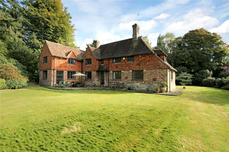 4 Bedrooms Detached House for sale in Church Lane, Ardingly, West Sussex, RH17
