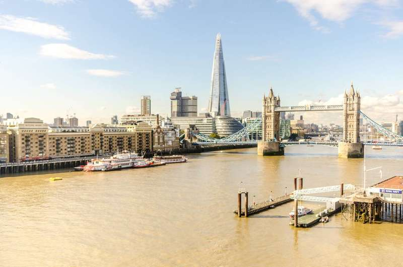 3 Bedrooms Penthouse Flat for sale in Tower Bridge Wharf, St Katharine Docks, E1W