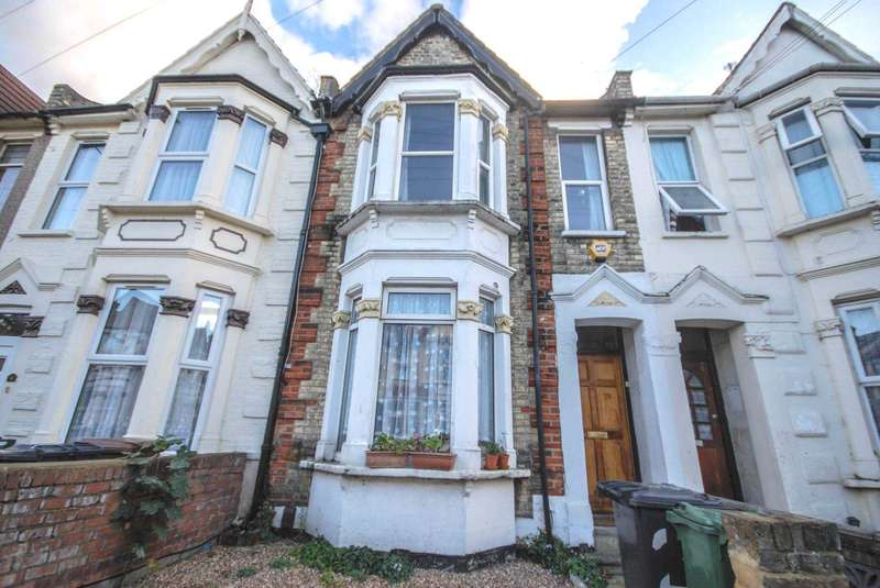 2 Bedrooms Flat for sale in Millais Road, Leytonstone