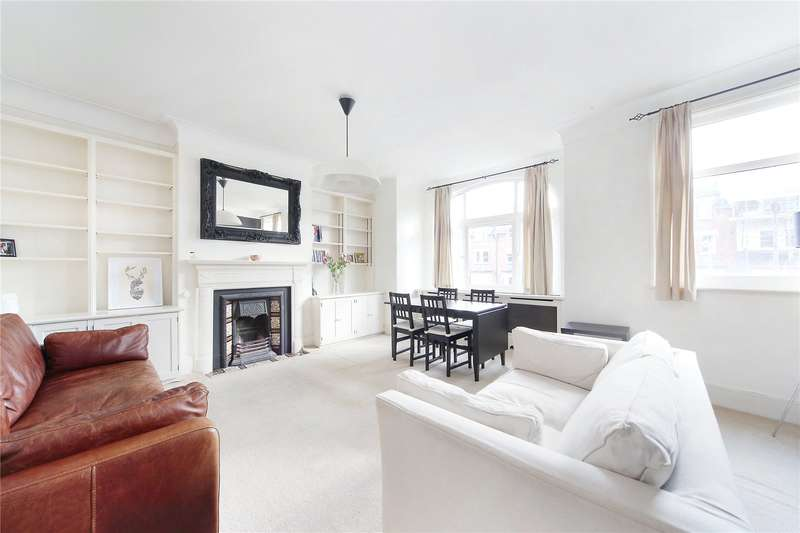 2 Bedrooms Flat for sale in Fontenoy Road, Balham, London, SW12