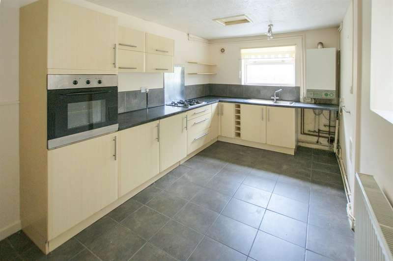 3 Bedrooms Terraced House for sale in Penuel Street, Twynyrodyn, Merthyr Tydfil