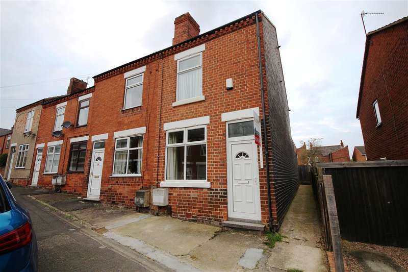 2 Bedrooms Terraced House for sale in Wade Avenue, Ilkeston