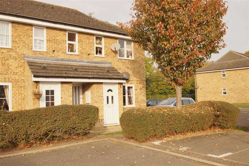 1 Bedroom Maisonette Flat for sale in Juno Mews, Colchester
