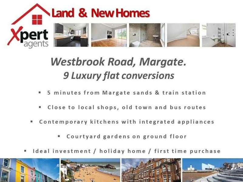1 Bedroom Flat for sale in Westbrook Road, Margate