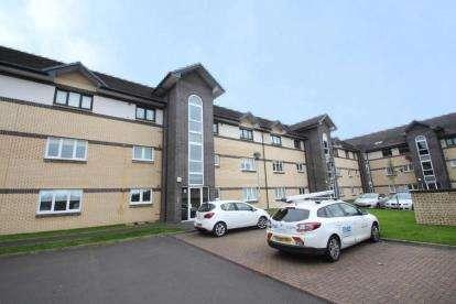 2 Bedrooms Flat for sale in Clark Street, Renfrew, Renfrewshire