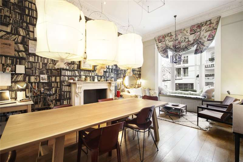 3 Bedrooms Maisonette Flat for sale in Westbourne Gardens, London, W2