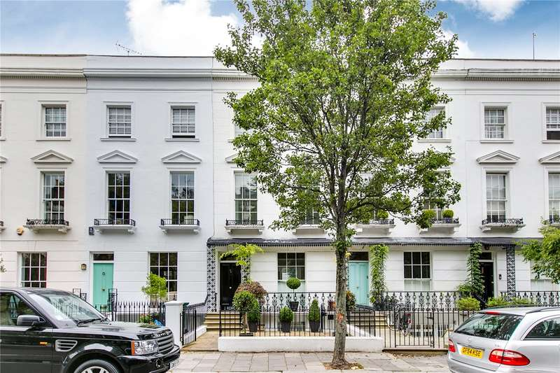 3 Bedrooms Terraced House for sale in Chepstow Road, London, W2