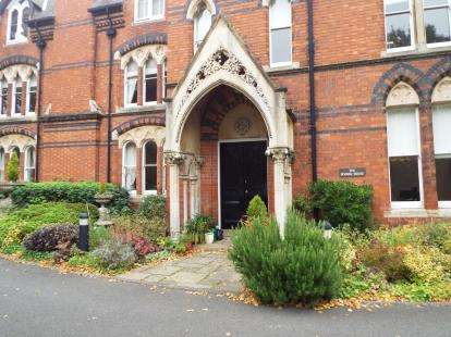 2 Bedrooms Flat for sale in Apartment 5, Stoneygate, Leicester, Leicestershire