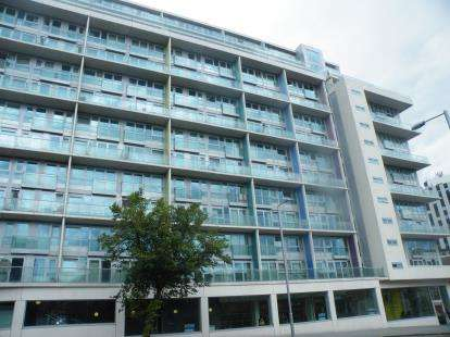 2 Bedrooms Flat for sale in The Litmus Building, 195 Huntingdon Street, Nottingham, Nottinghamshire