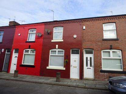 2 Bedrooms Terraced House for sale in Albert Grove, Liverpool, Merseyside, Uk, L15