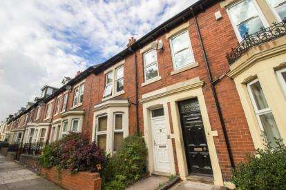 7 Bedrooms Terraced House for sale in Osborne Avenue, Jesmond, Newcastle Upon Tyne, NE2