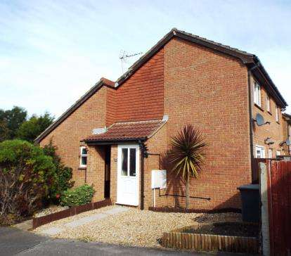 1 Bedroom End Of Terrace House for sale in Bournemouth, Dorset, .