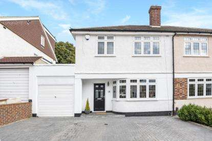 3 Bedrooms Semi Detached House for sale in The Glade, Bromley